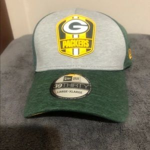 Large/xlarge Green Bay Packers hat